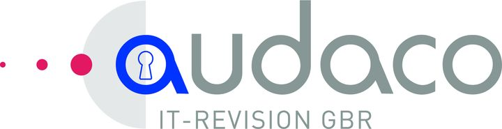 Logo audaco IT-Revision GbR
